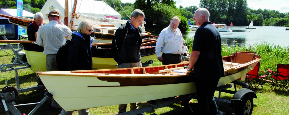 Beale Park Boat Show 2011© K Mansfield